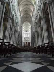 Nef - Cathédrale d'Amiens