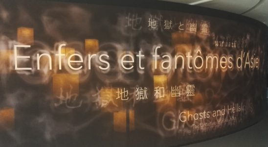 Exposition Enfers et Fantômes d'Asie - Musée du Quai Branly - Paris 2018