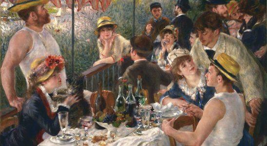 Le Déjeuner des canotiers (1881), Washington, The Phillips Collection