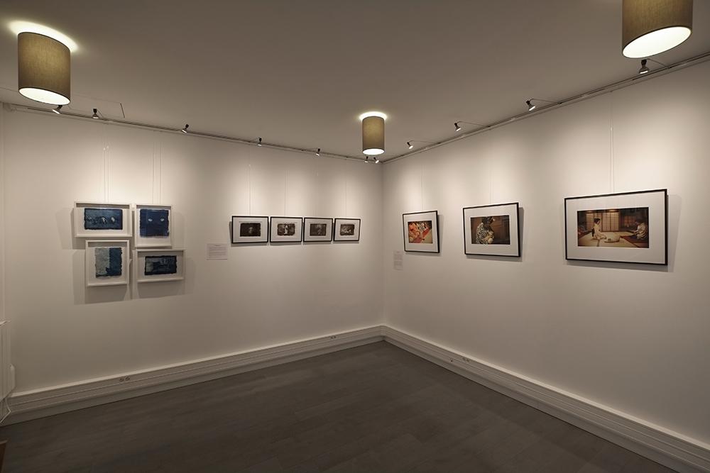 La photo montre l'intérieur de la galerie Argentic.