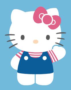 Illustration d'Hello Kitty